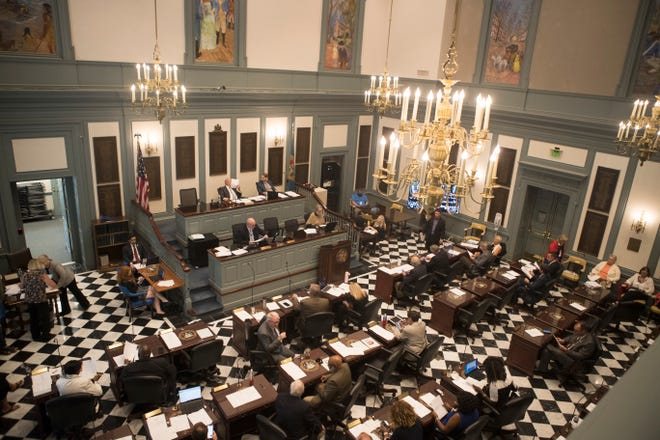The House convenes for the final day of the legislative session, June 30.