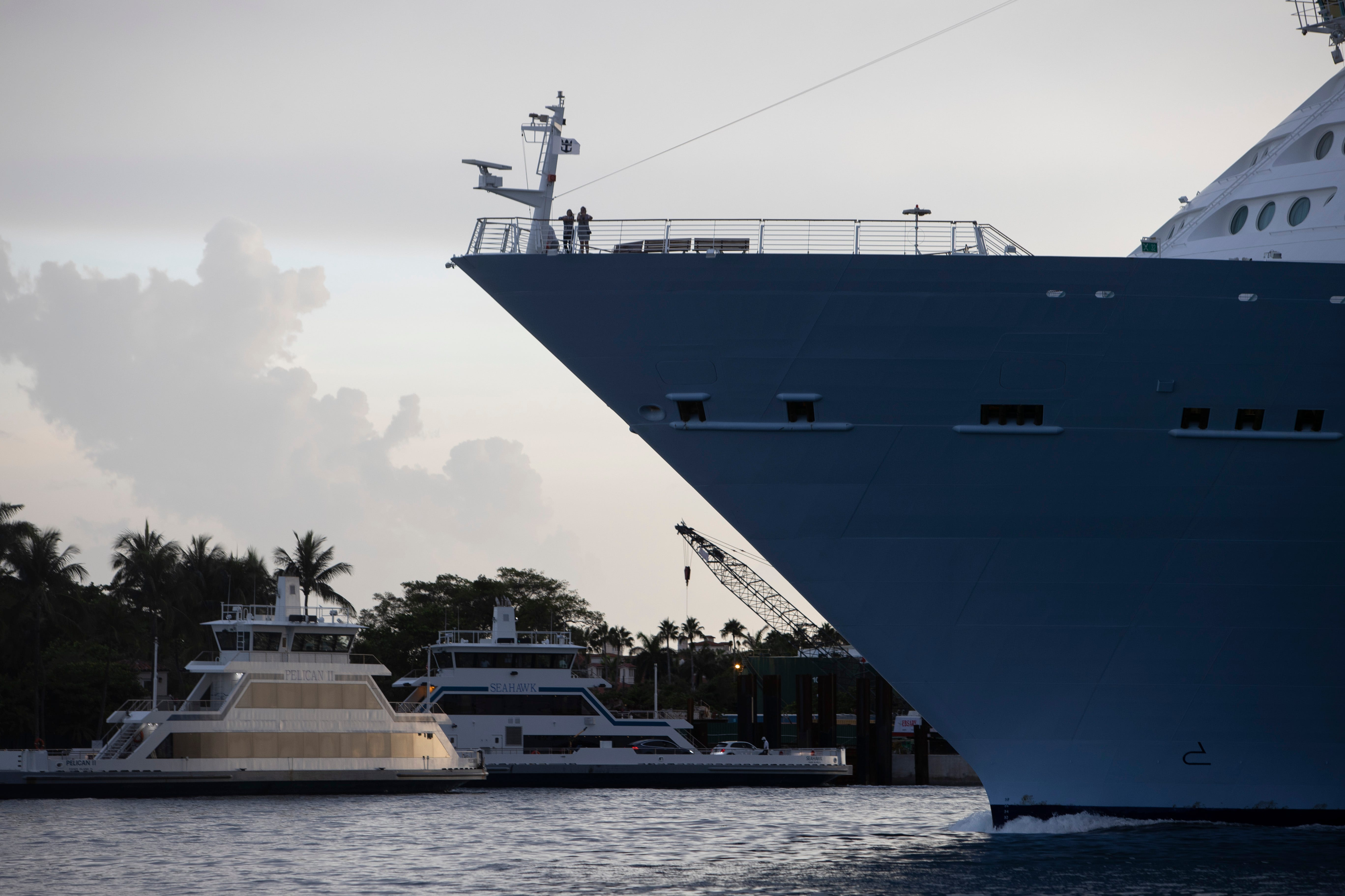Taking a cruise from Florida? Appeals court blocks order lifting CDC COVID-19 rules on ships