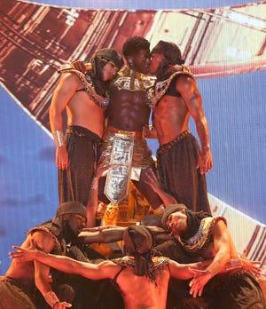 Adam Lambert praised Lil Nas X' BET performance.