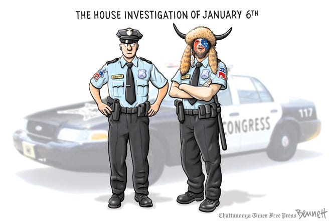 The Jan. 6 investigation