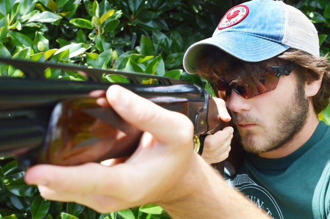 Nate Williford, of Wrens, tied for second and took home third place in skeet in the 4H Shooting Sports National Championships.