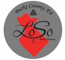 Loso Brewing Company has the Woodlyn West Wheat Watermelon on tap at several Bucks restaurants.