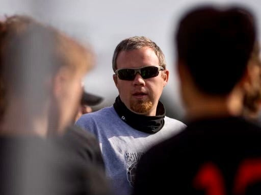Wade Vandelicht led Southern Boone boys soccer to its first-ever state championship in his first season in charge.