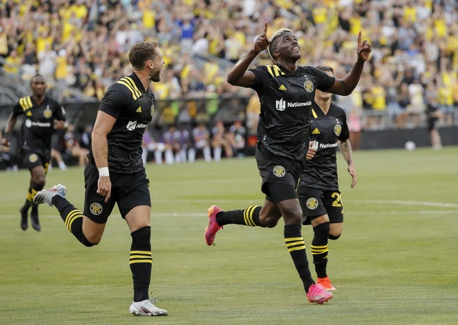 Gyasi Zardes has made 56 appearances for the national team and has scored 12 goals.