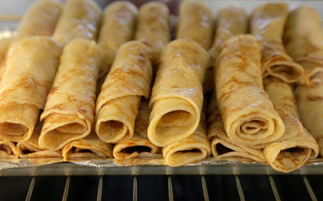 Mulawah, Somali-style crepes. African fast casual restaurant Afra Grill, based at 1635 Morse Road in northeast Columbus, is expanding to new locations at Easton and in New Albany.