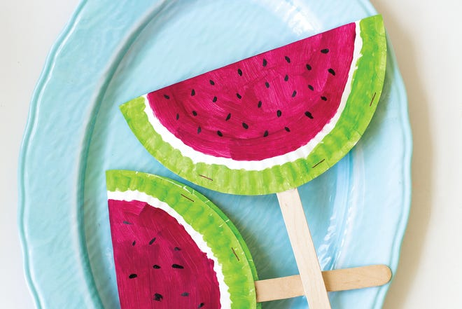 Stay cool with this fun and practical summer craft.