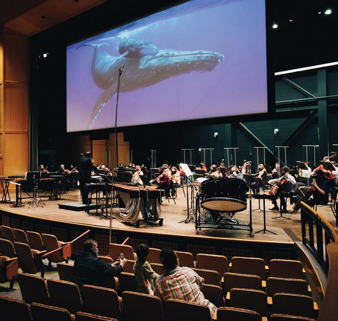 The New Albany Symphony Orchestra resumed its in-person sensory-friendly shows for children earlier this year.