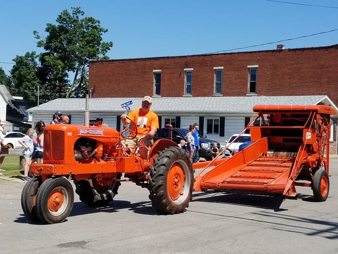 Vehicles of nearly every size can be seen in the annual Arkport Summerfest parade.