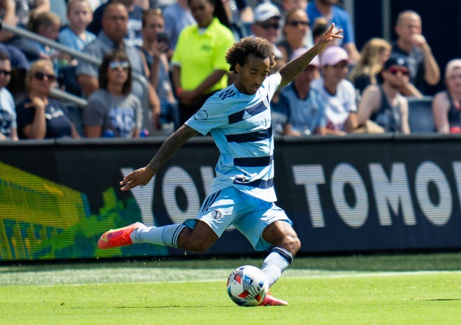 Sporting Kansas City midfielder Gianluca Busio, at age 19, became the second youngest ever named to a U.S. Gold Cup roster Thursday. Busio will get to play at his home stadium, Children's Mercy Park in Kansas City, Kansas, in group play for the Gold Cup.