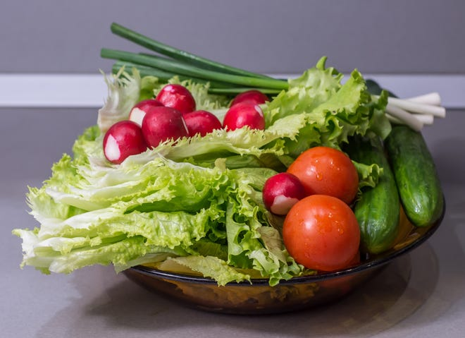 Many of us shortchange ourselves on the amount of vegetables we should consume daily, which averages about 3 cups per day for most adults.