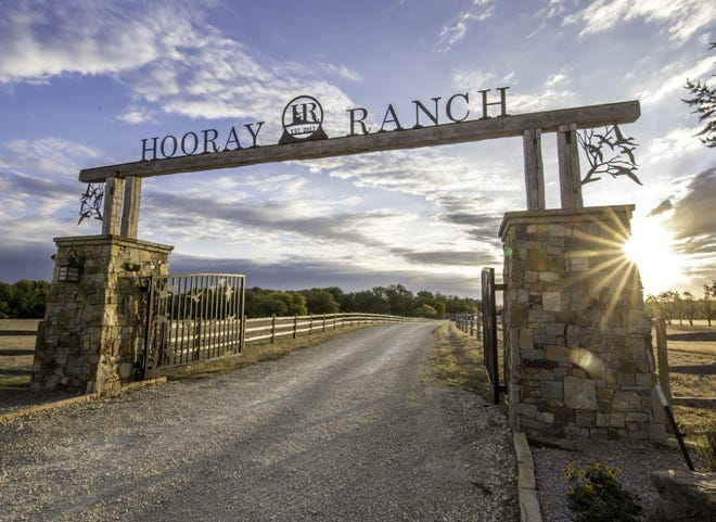Hooray Ranch in Reno County, Kansas contains more than 2,200 acres of land for hunting.