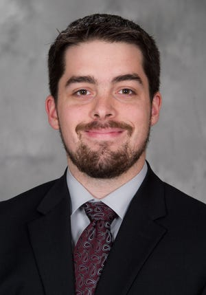 Bethel sports information director and assistant athletic director Josh Booth announced his resignation after five years.