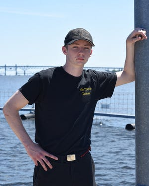 Petty Officer 3rd Class James Sescil joined the United States Navy soon after graduating from Lubbock High in 2019.
