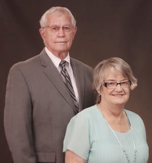 Dr. Donald Rominger Jr. pictured with his wife Janelle spent six years at McPherson College in multiple roles.