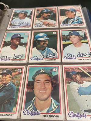 The Dodgers of my youth will always have a special place in my heart.