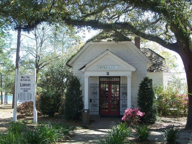 The historic Walton-DeFuniak Library, which has operated in DeFuniak Springs from the same building since 1887, is set for a structural assessment with the proceeds of a recently awarded $50,000 state grant. Library staff members have in recent years noted a number of issues with the building, from buckling walls to doors and windows that don't properly open and shut.