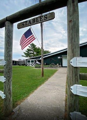 Oriskany Creek Farm, 7580 Old Bristol Road, Clinton, will host the 4th annual Sitrin Stars And Stripes Barrel Race to support Sitrin Health Care Center's Military Rehabilitation Program.