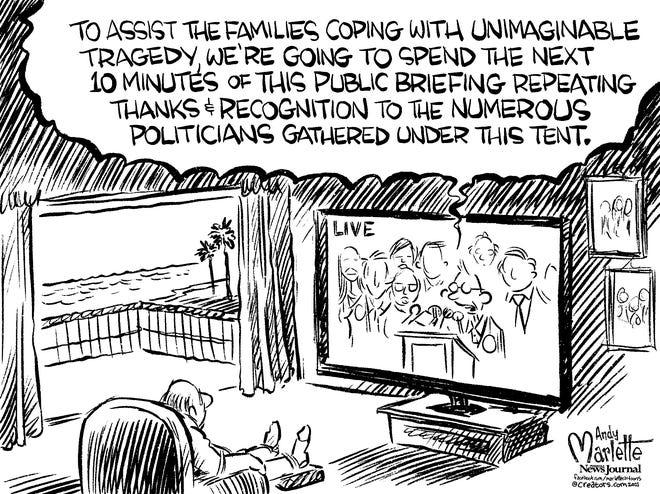 Cartoon for July 3