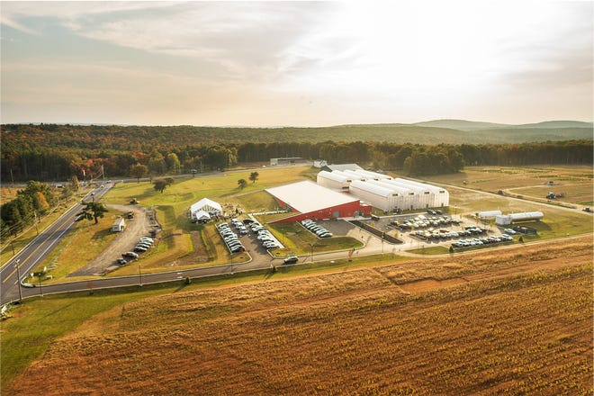 Pocono Organics in Long Pond, PA, has officially been designated as the world's first Regenerative Organic Certified hemp grower.