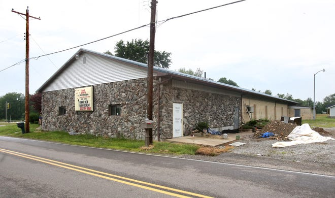 Kathleen Hostetler recently bought the bowling center in East Sparta from longtime ownersDavid and Anne Boyd. She is renovating the center.