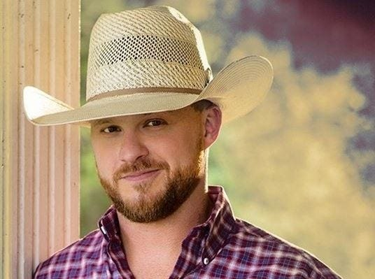 Cody Johnson has canceled his July 9 appearance at the Morgan County Fair in Jacksonville.