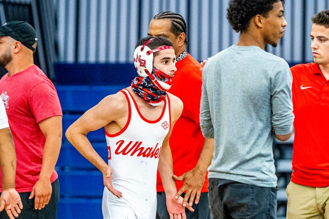 New Bedford's Damase Amaral went 16-0 in 2021.