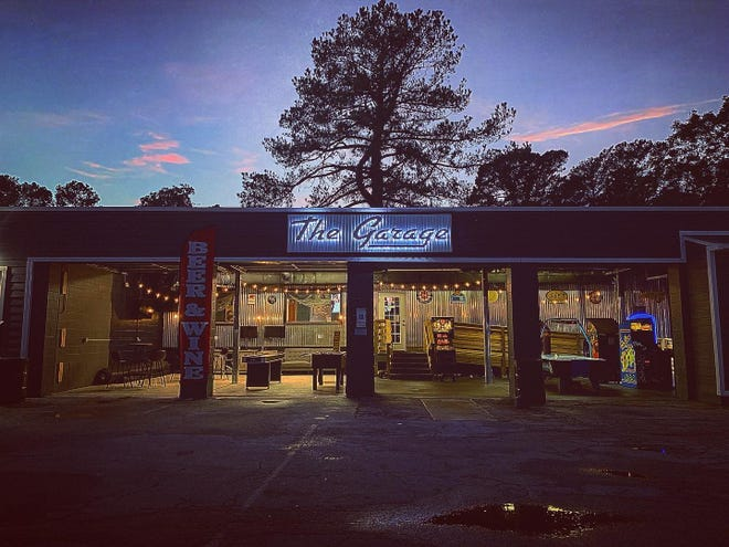 The garage is located at 1209 US 70 in James City