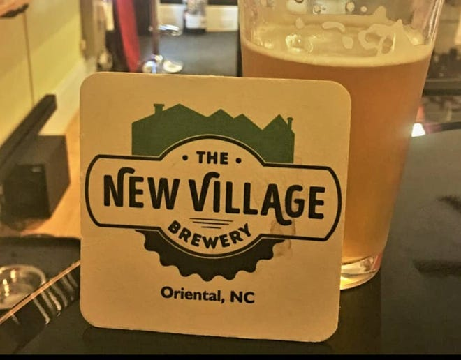 Brewery New Village is located in a historic house on Broad Street in the Oriental.