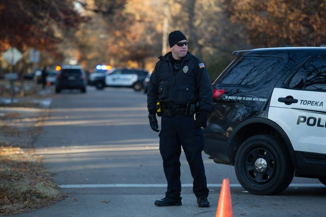 Topeka Police and the city still haven't agreed to a contract after meeting with a mediator.