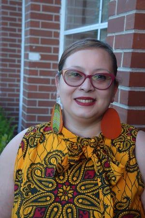 Isabel Gonzalez-Webster, executive director of Worcester Interfaith