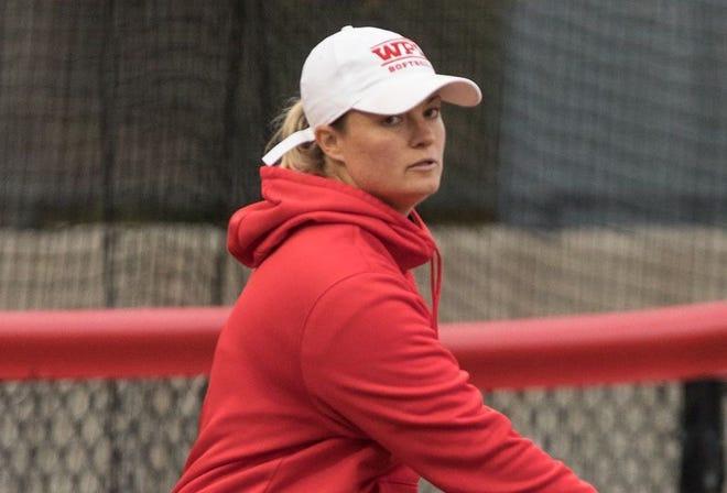 Softball coach Whitney Goldstein is leaving WPI for the University of Rhode Island.
