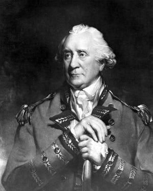 Patrick Tonyn, Governor of British East Florida 1774-84.