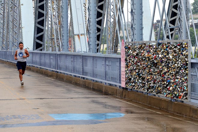 The Newport Southbank Bridge Co. says it has received grants totaling up to about $250,000 to help repair the Purple People Bridge.