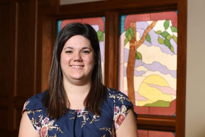 Jackie Householder is program director at Echoing Hills near Warsaw.