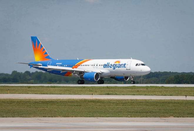 Allegiant Air will provide nonstop flights to Austin, Texas from Palm Beach International Airport starting in November.