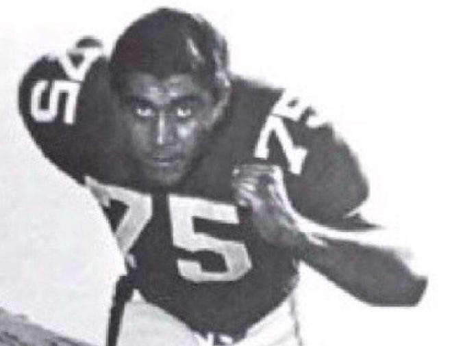 Former Griz great Tuufuli Uperesa, who played eight seasons between the NFL and Canadian Football Leagues, has died in American Samoa at 73.