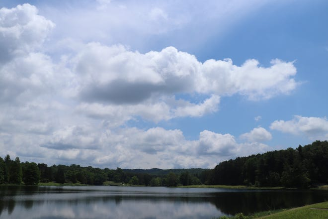 The Lake Nevin Loop at Bernheim Arboretum and Research Forest