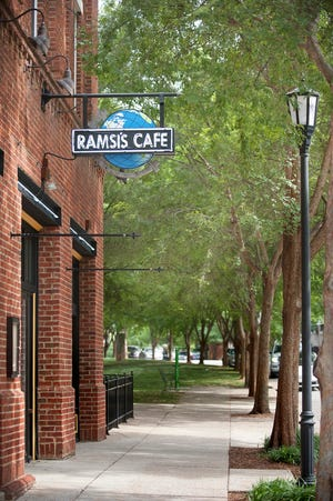 The soon to open Ramsi's Cafe at Norton Commons.June 30,  2021