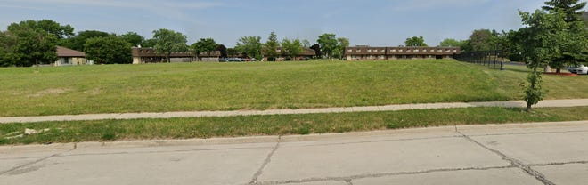 A vacant lot on Milwaukee's northwest side is the site of a proposed 50-unit affordable apartment development.