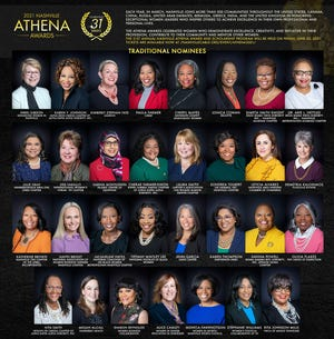 31st ATHENA awards traditional nominees
