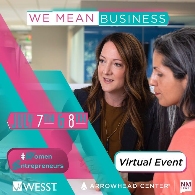 """""""WE"""" Mean Business conference, July 7-8, 2021"""