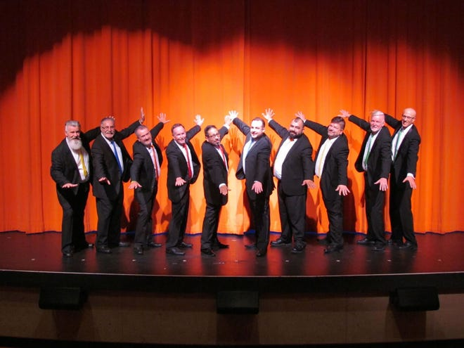 The Palm Springs Gay Men's Chorus, originally known as The Caballeros, organized and debuted in 1999.