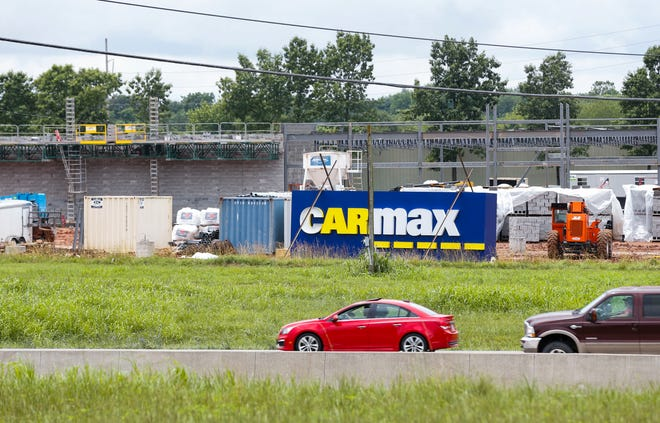 CarMax, the country's biggest used car retailer, is building its first Springfield location along Highway 65 at East Cherry Street and South Ingram Mill Avenue.