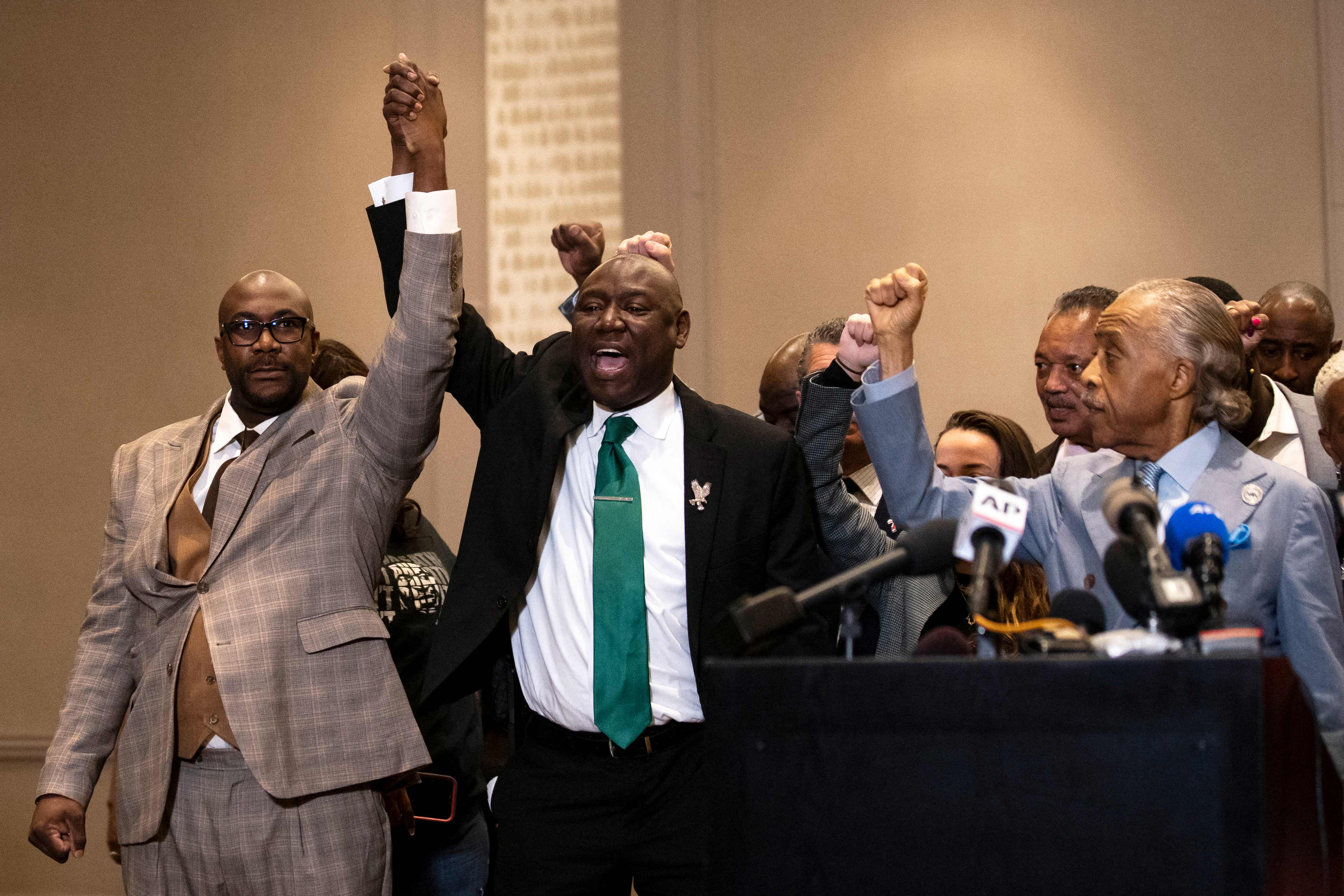 Ben Crump: Black lives have always had a price. Floyd case brought new accountability.
