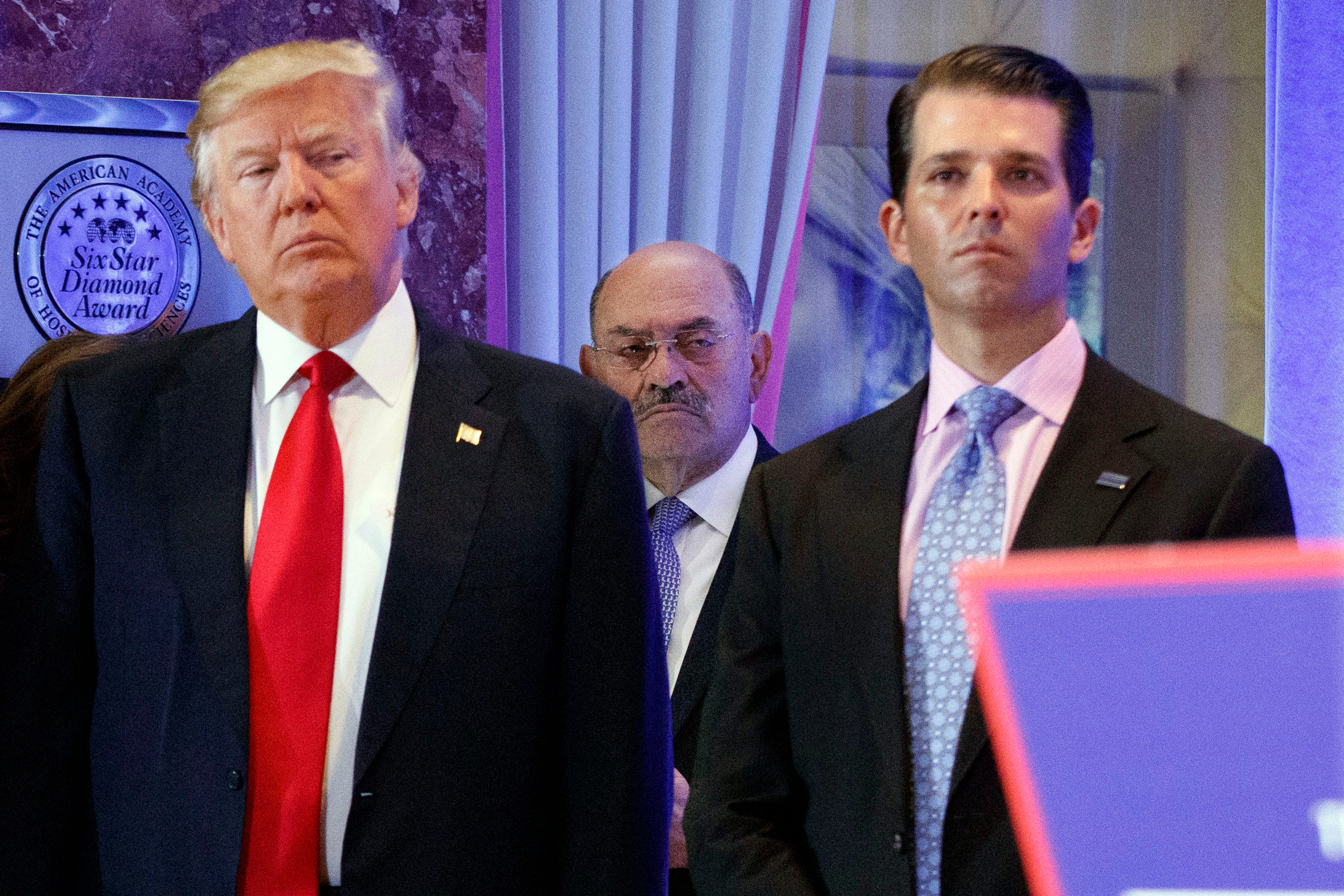 Reports: Trump Organization removes indicted CFO as officer of several subsidiaries