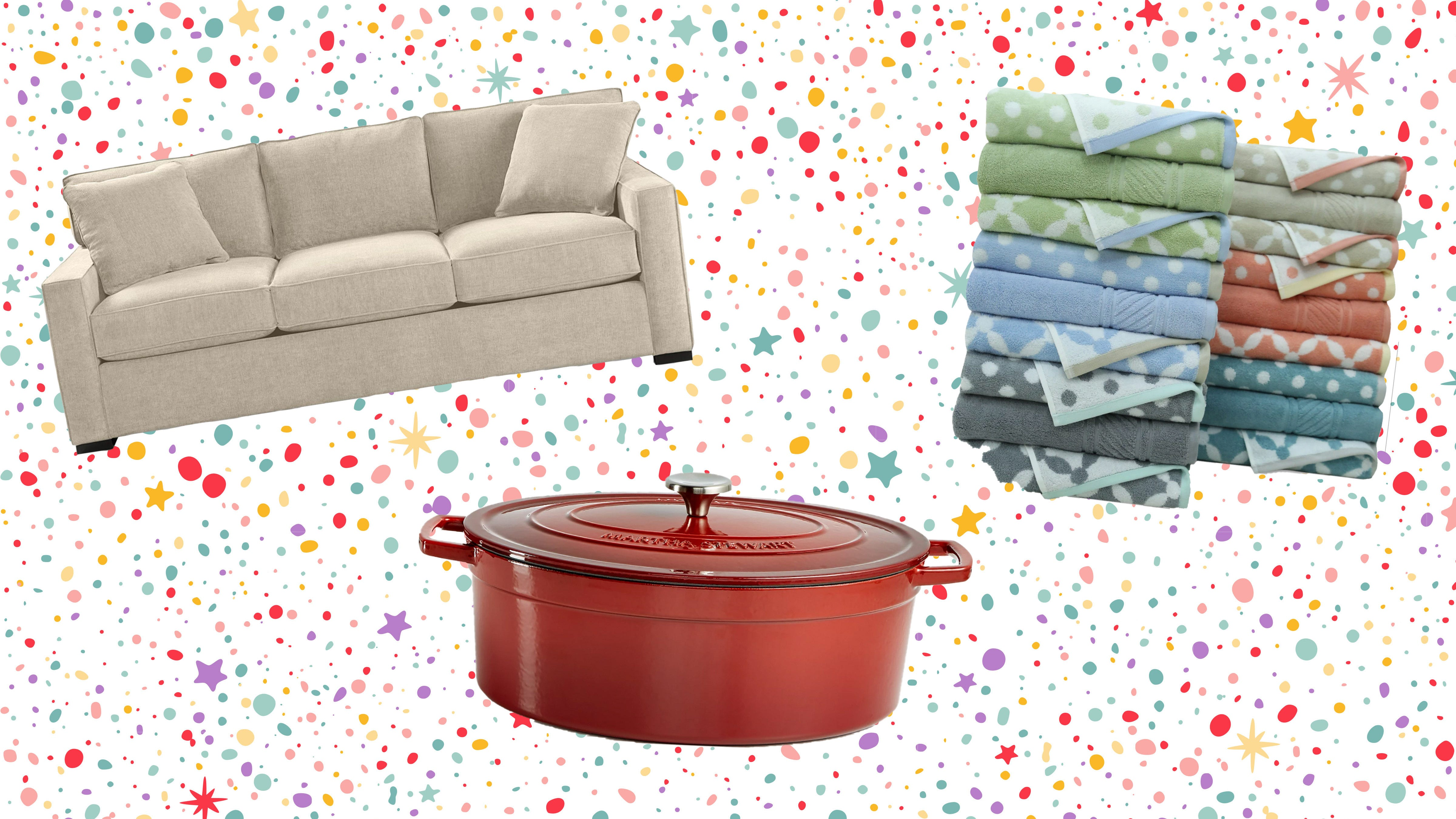 Macy s is having a monster 4th of July sale with deals on home goods galore