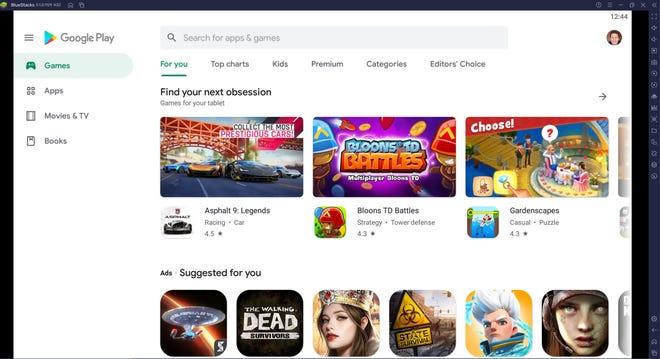 Accédez aux applications et jouez à des jeux Android sur votre PC Windows ou Mac, gratuitement, avec Bluestacks, un émulateur qui vous permet d'utiliser des applications Android sur votre ordinateur.