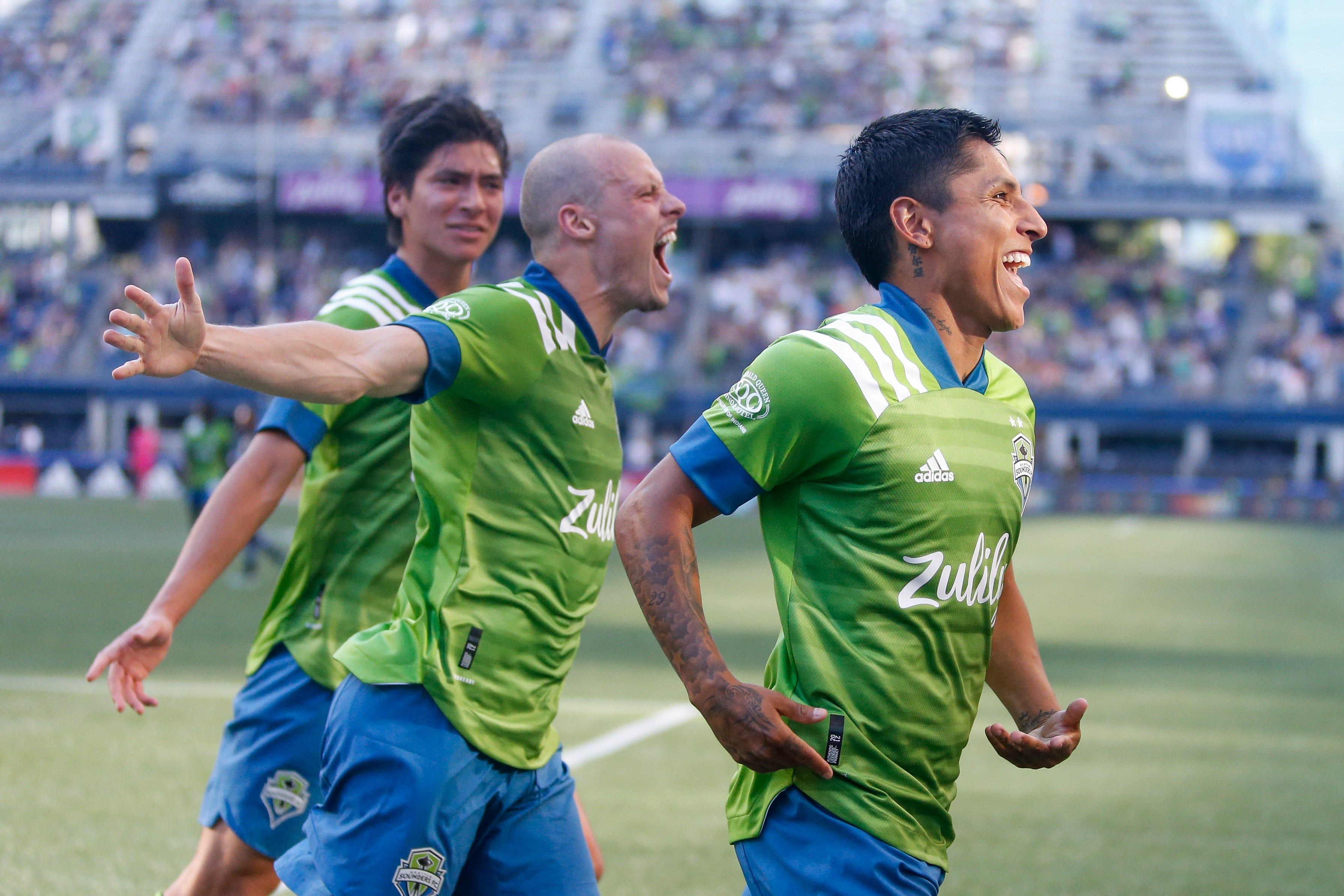 MLS weekend preview: Seattle Sounders remain unbeaten, Columbus Crew open Lower.com Field