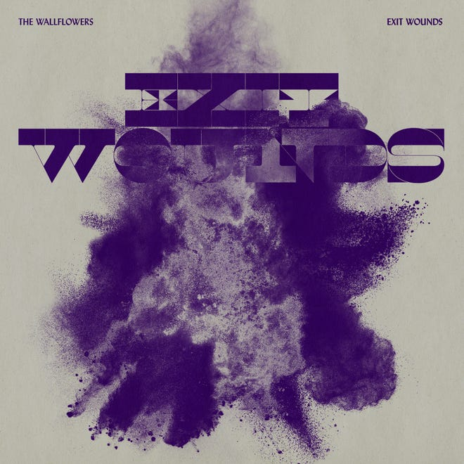 """The new Wallflowers album, """"Exit injuries,"""" released on July 9 is the group's first in nearly a decade."""