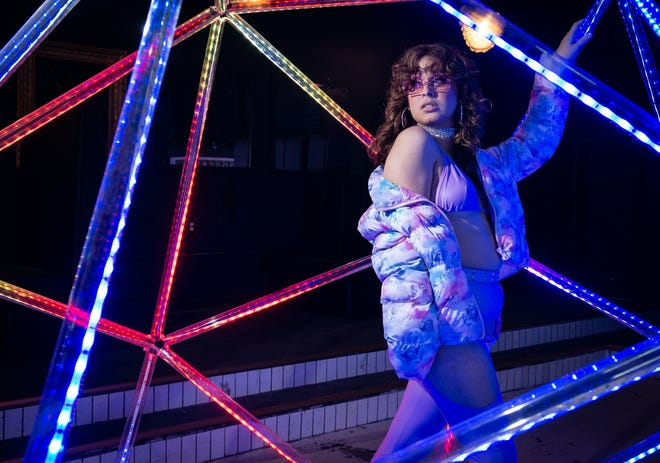 """Austin pop artist p1nkstar will perform at the """"Queer Street"""" party at Coconut Club."""